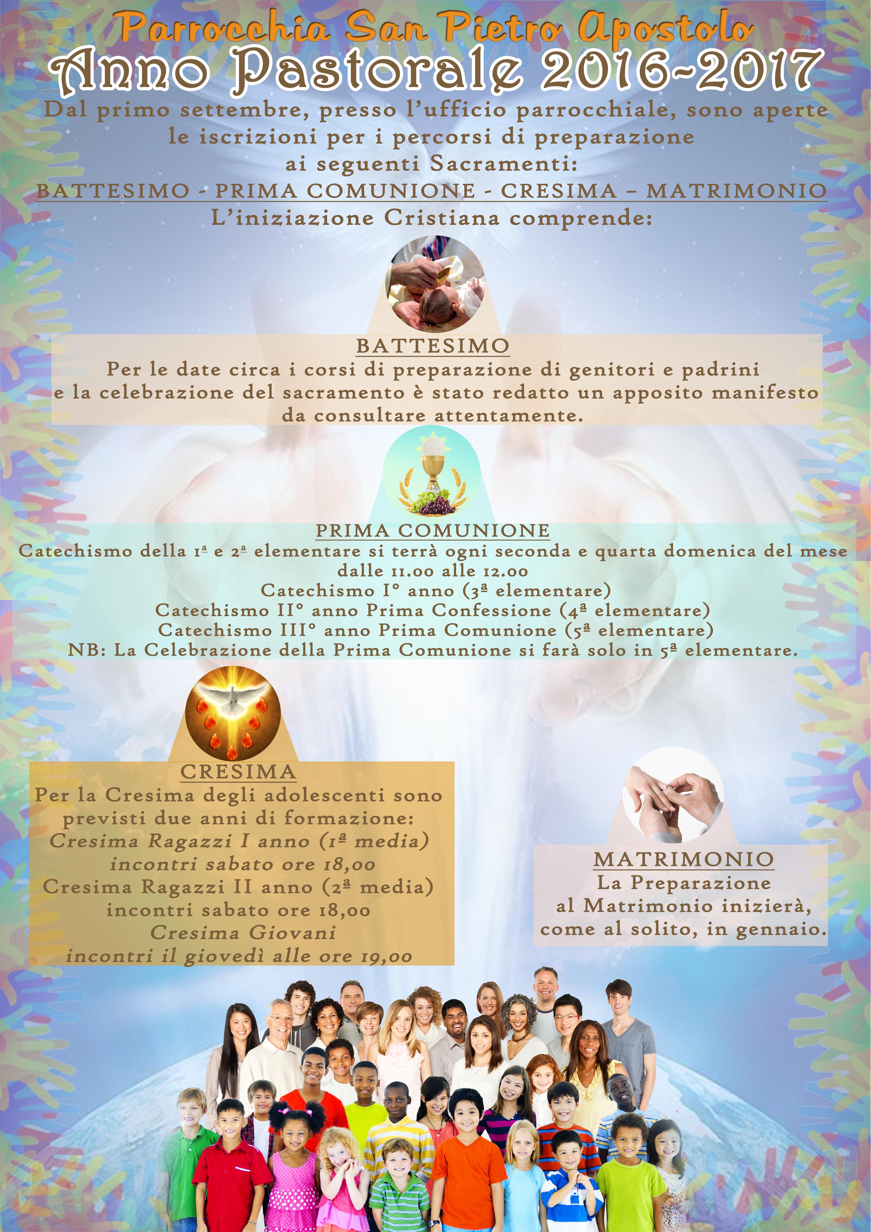 Anno Pastorlae 2016-2017