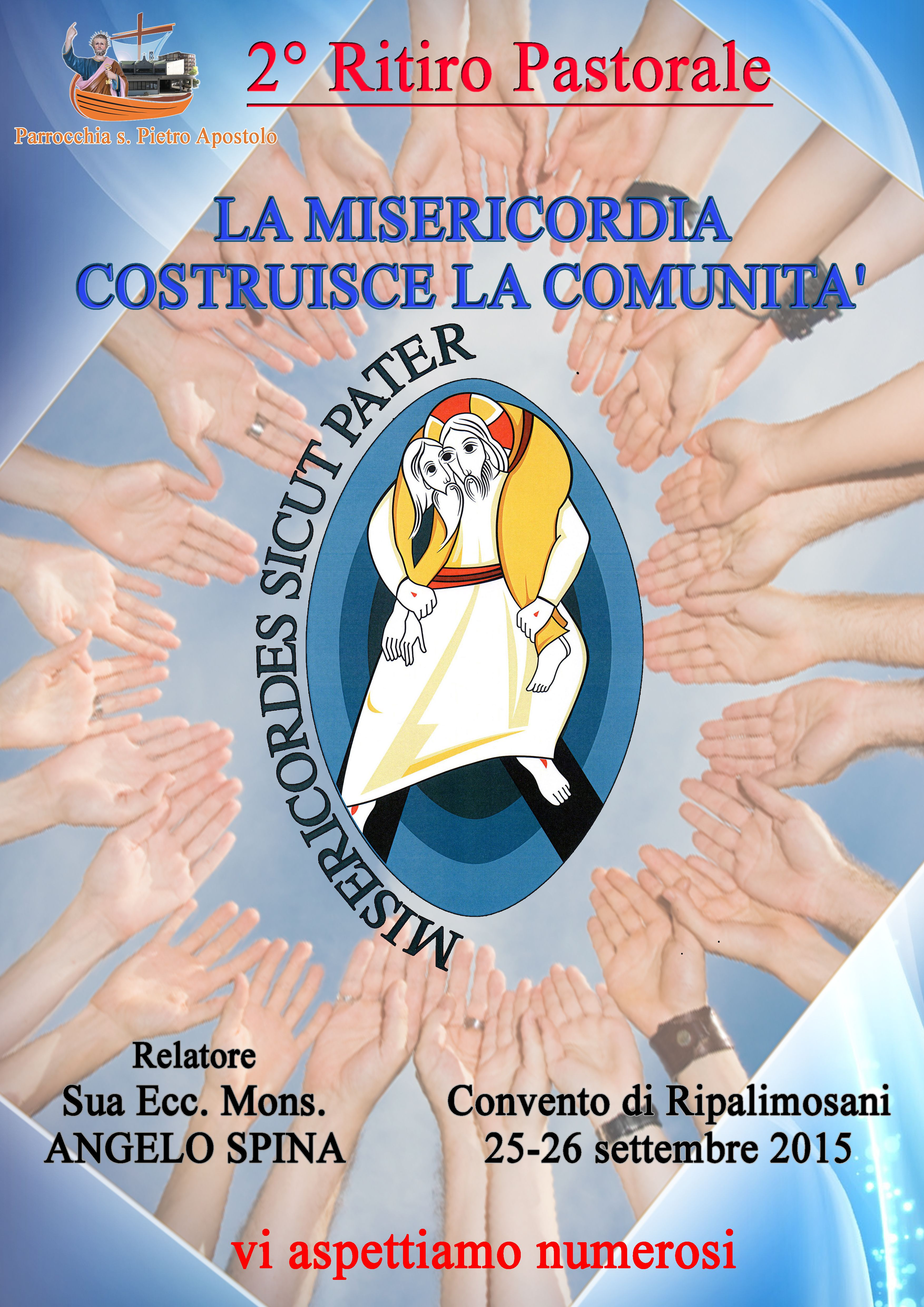 Ritiro parrocchiale 2015