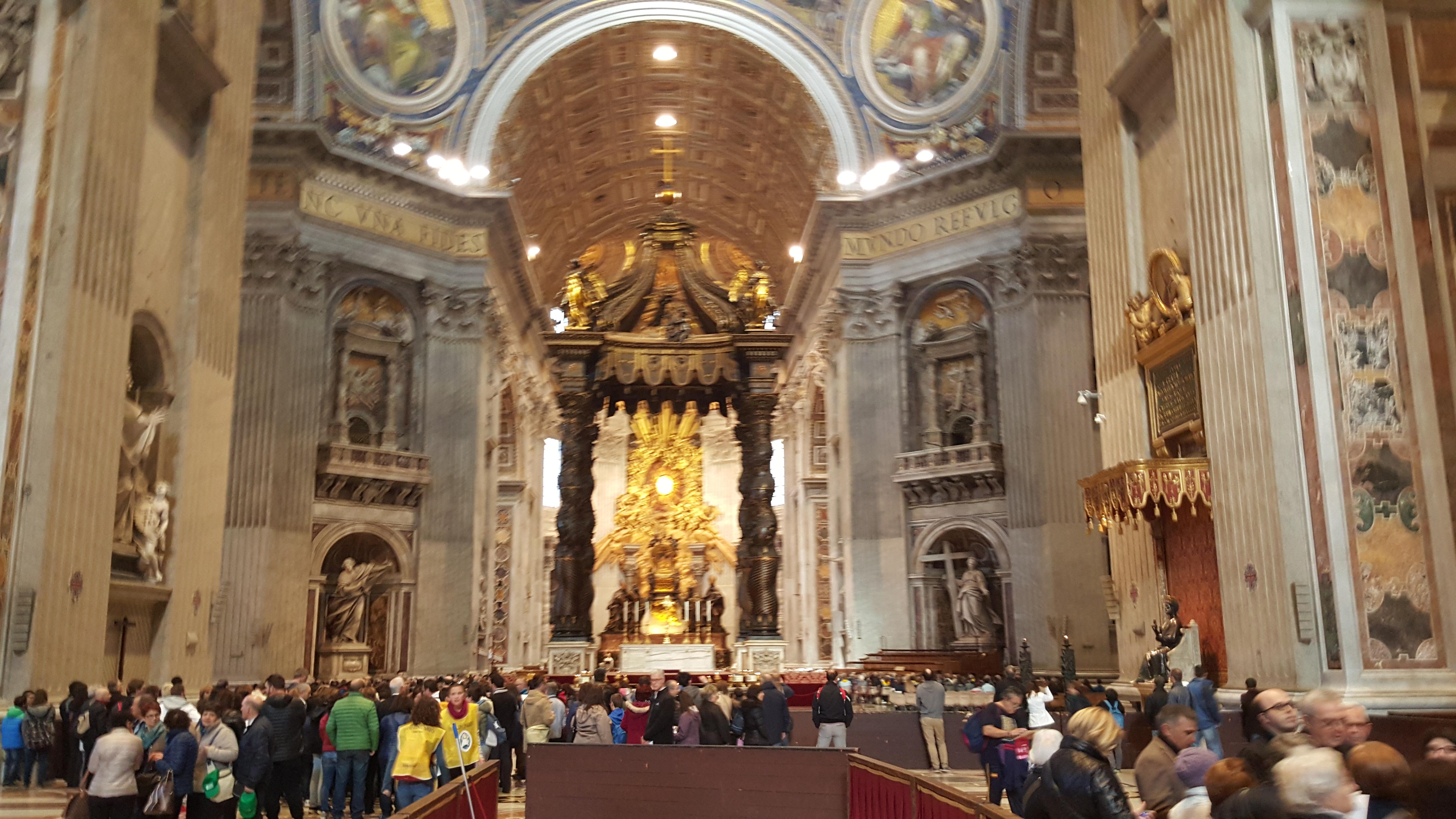 Pelegrinaggio a Roma