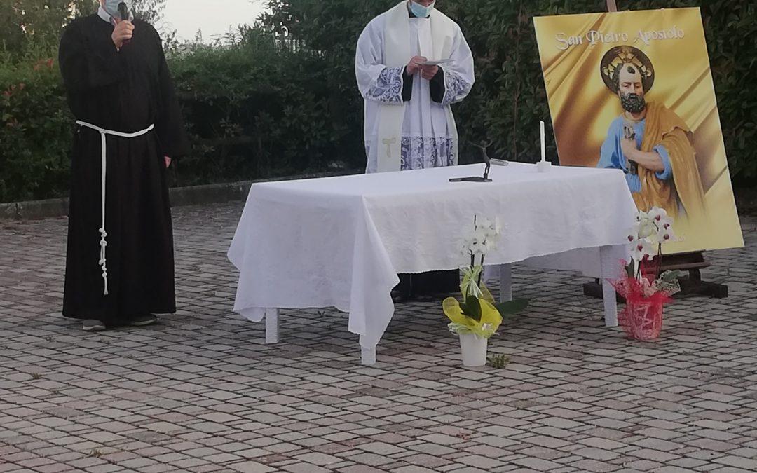 San Pietro itinerante – V tappa