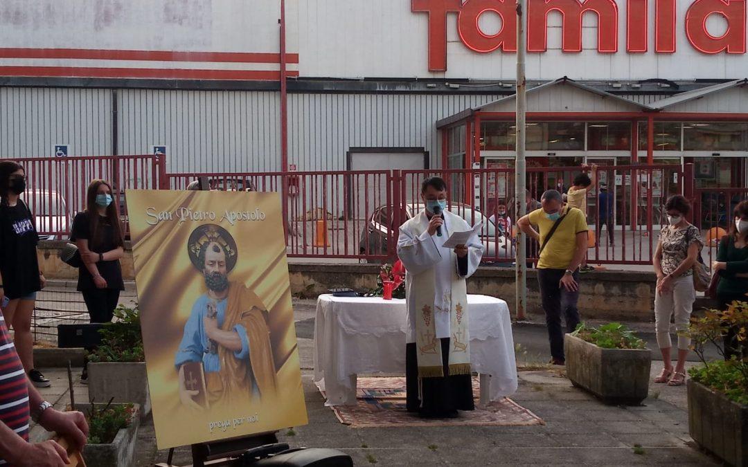 San Pietro itinerante – II tappa