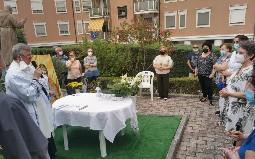San Pietro itinerante – III tappa