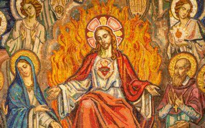 Preghiera al Sacro Cuore per la conversione di familiari e amici