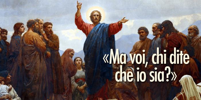 #dalvangelodioggi Mt 16,13-23 (5 agosto 2021)