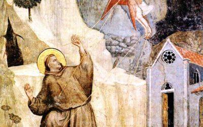 17 settembre – Impressione delle stimmate di San Francesco