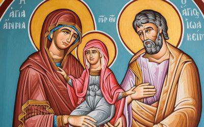 #dalvangelodioggi Mt 1,1-16.18-23 (8 settembre 2021) Natività B. V. Maria